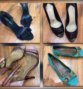 Туфли балетки, босоножки Antono Biaggi