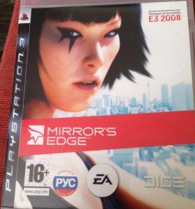 Игра для PS3 Mirror's edge
