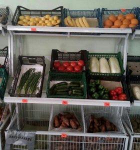 Стилаж для овощей