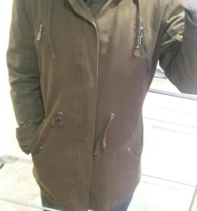 Мужское пальто, весенняя одежда