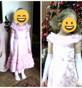Красивое платье для вашей принцессы