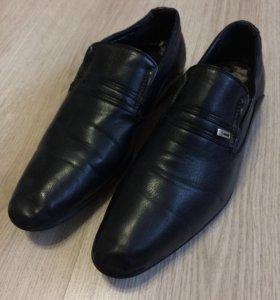 Ботинки (туфли) мужские