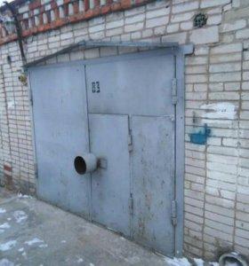 Продам капитальный гараж 6.5х3.5