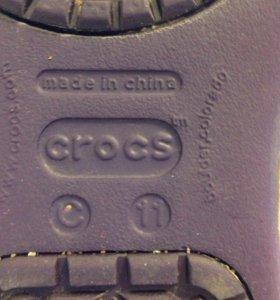 Сапоги Crocs C11