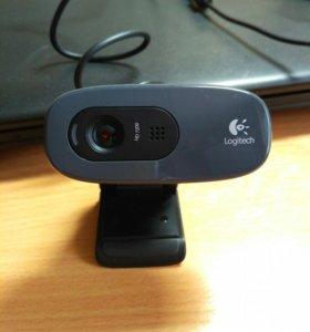 HD Вэбкамера Logitech C270
