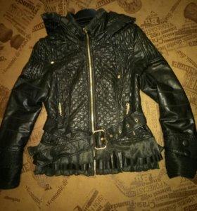 куртка(экокожа)