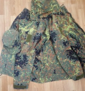 Мембранный костюм бундесвер гортекс