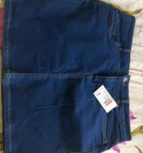Новая!джинсовая юбка