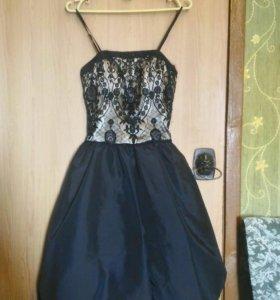 Вечернее платье (на выпускной)