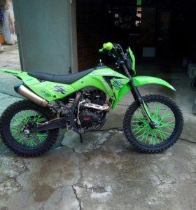Мотоцикл ттр 250