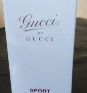туалетная вода Gucci by Gucci sport