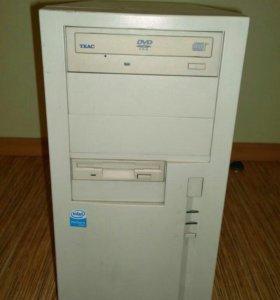Комплект Pentium IV + монитор