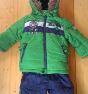 Куртка и комбинезон, р-р 74