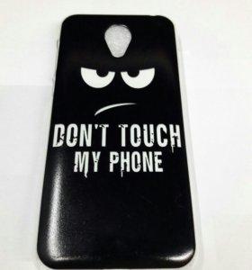 Чехол-бампер на смартфон meizu m2 mini