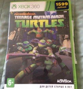 Игры для xbox. Turtles