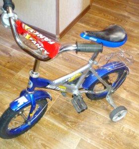 Дет велосипед