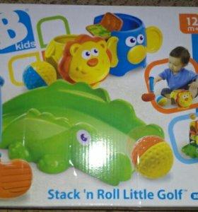 Мини-гольф для малышей