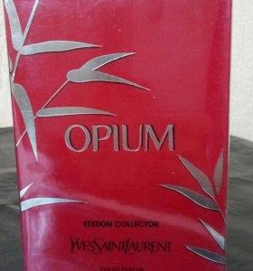 Парфюмированная вода Yves Sent Laurent Opium