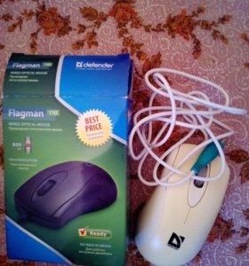 Мышка новая
