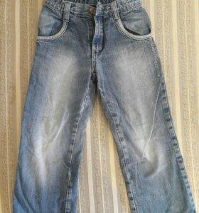 джинсы утепоенные