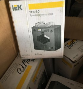 Трансформатор тока ТТИ-60 IEK