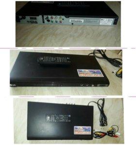 Видеоплейер DVD LG DK854