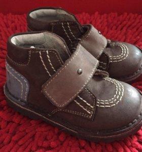 """Ботинки """"KicKers"""""""