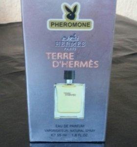 парфюмированная вода Hermes