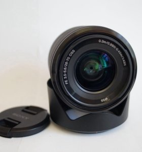 Sony FE 28-70mm f/3.5-5.6 OSS (SEL-2870)