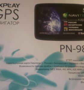 Навигатор Explay PN-985