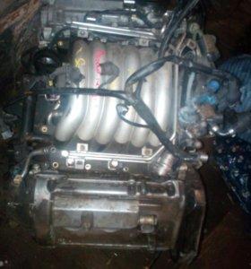 Двигатель от ауди а6