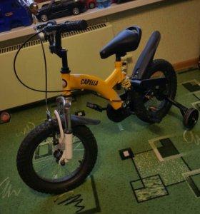 Велосипед В-14 . CAPELLA