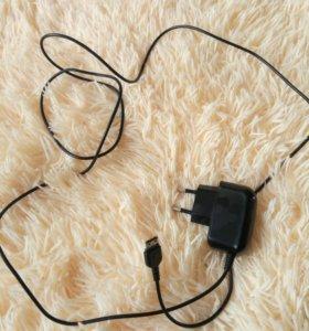 Зарядное устройство для кнопочного телефона