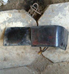 Задние фары на ВАЗ 2112