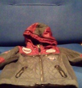 Куртка демисезонная skorpian
