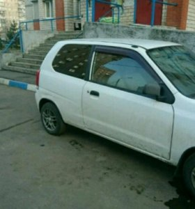 Suzuki Alto 0,7AT. 2000г. Купе.