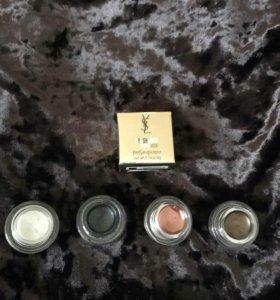 Yves Saint Laurent (YSL) жидкие тени для глаз NEW