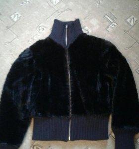 Куртка под норку