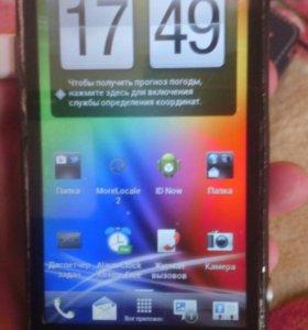 HTC 3d evo рабочий