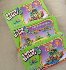 Волшебный детский конструктор Funny Bricks