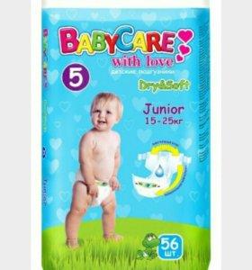 Подгузники Baby Care