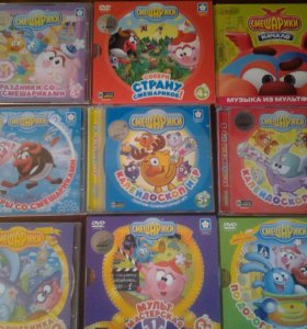 Игры компьютерные для детей Смешарики.