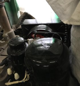Холодильный агрегат ВС 1000 1(2)
