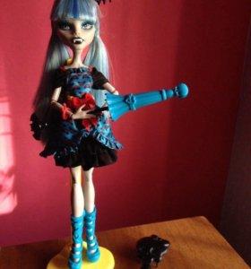 Кукла монстр хай