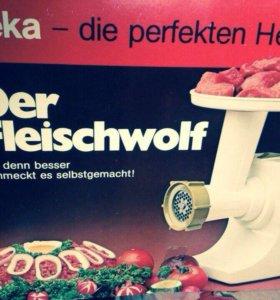 Электрическая мясорубка. Германия