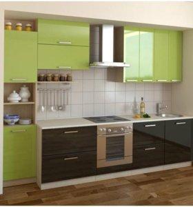 Шикарные кухонные гарнитуры любых размеров