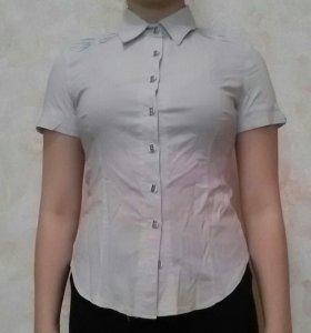 Блузка/ рубашка с коротким рукавом