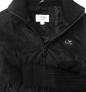 Куртка стильная, лёгкая!4-5лет