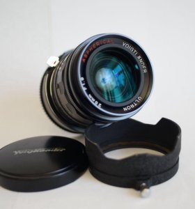VOIGTLANDER ULTRON 28mm F1.9 ASPHERICAL