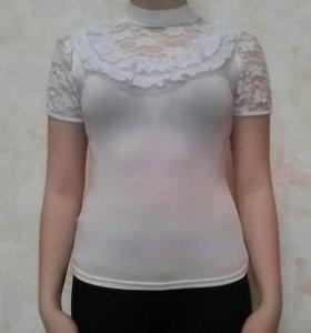 Блузка / рубашка с коротким рукавом